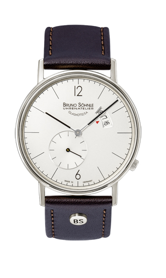 Bruno Söhnle Glashütte Herrenuhr Rondo Big 17-13053-261  g