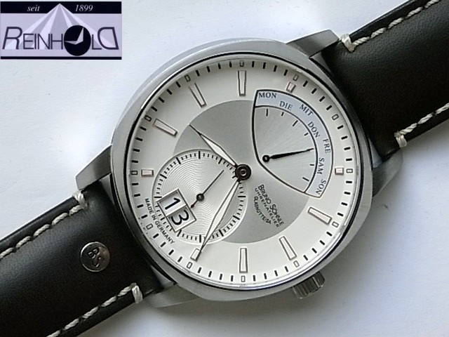 Bruno Söhnle Glashütte FACETTA 17-13155-245